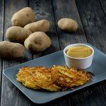 kartoffelpuffer (Reiberdatschi)