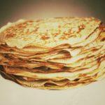 Pfannenkuchen backen