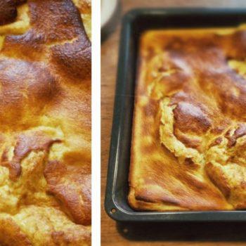 pfannenkuchen vom blech 350x350 - Pfannkuchenteig Grundrezept