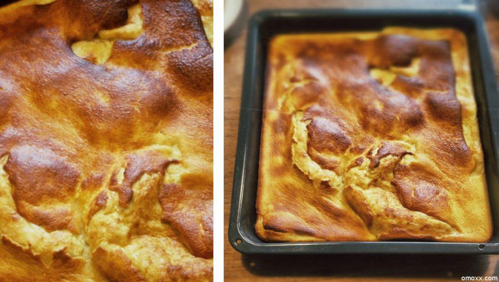 pfannenkuchen vom blech