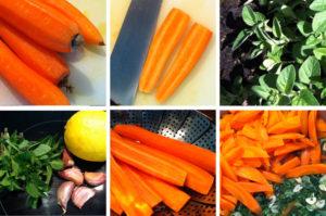 Karottenssalat