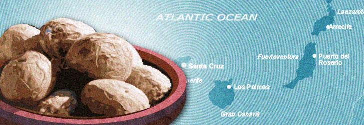 Papas arrugadas – die runzligen Kartoffeln