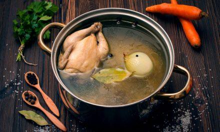 Hühnerfond – selber kochen