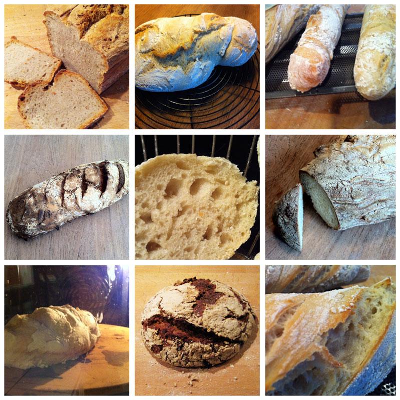 brot selber backen - Brot backen - Grundlagen