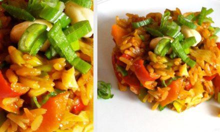 Gemüsereis – 1 Rezept – 1000 Varianten