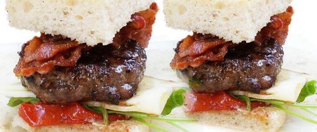 100x Burger (Rotweinburger & Classic Burger)