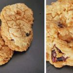 White Chocolate – Cranberries – Cookies