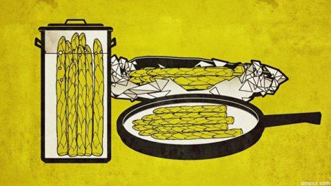 spargel kochen