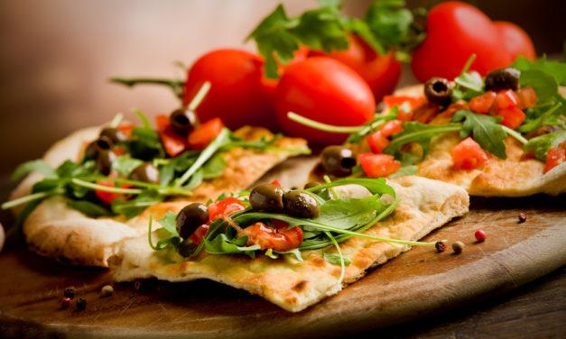 Das Geheimnis der besten Pizza für zu Hause
