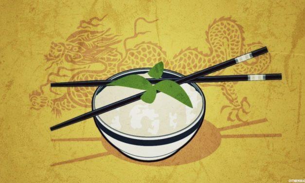 Einfache Asiatische Pfanne