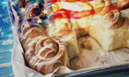 Cinnamon Rolls – (amerik. Zimtschnecken)