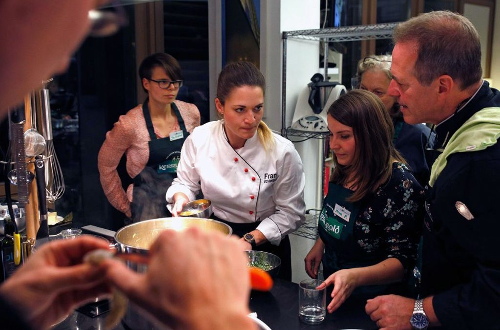 Kulinarik-Gipfel in Berlin