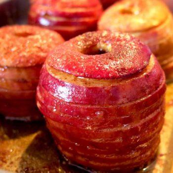 bratapfel 350x350 - Apfelbrötchen