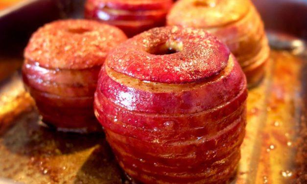 Bratapfel – Scheibchenweise mit Zimt und Zucker