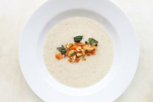 topinambur suppe