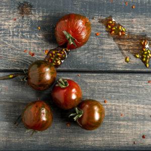 Vollreife Tomaten schmecken besonders aromatisch und fruchtig