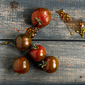 tomaten vollreif 300x300 - Tomatenketchup selber machen