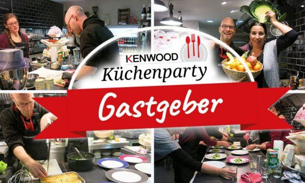 Kenwood Küchenparty 2.0