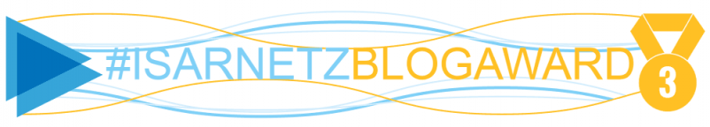 IsarnetzBlogAward 802x144 - Jahresrückblick 2016