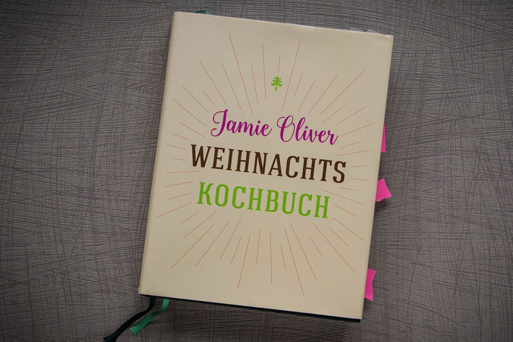 weihnachts kochbuch von jamie oliver. Black Bedroom Furniture Sets. Home Design Ideas