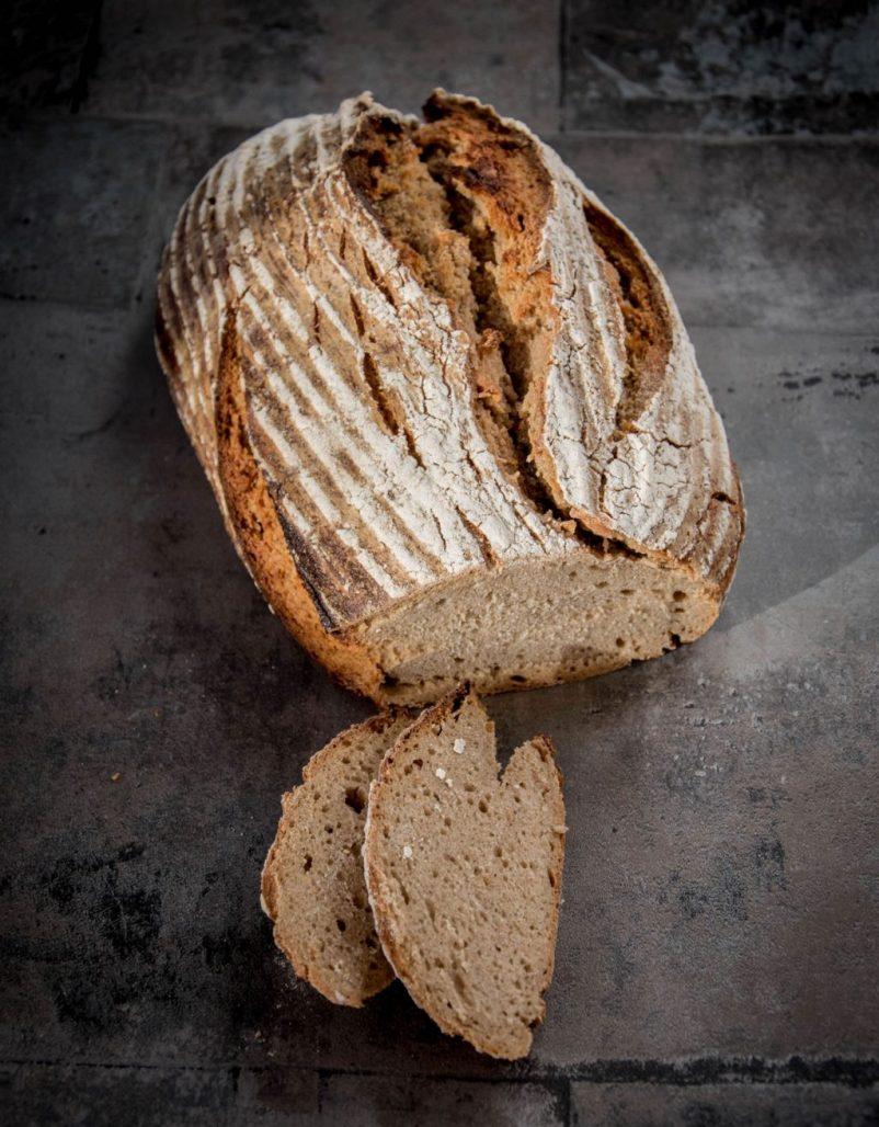 brot 6 802x1028 - Brotbacken mit Sauerteig