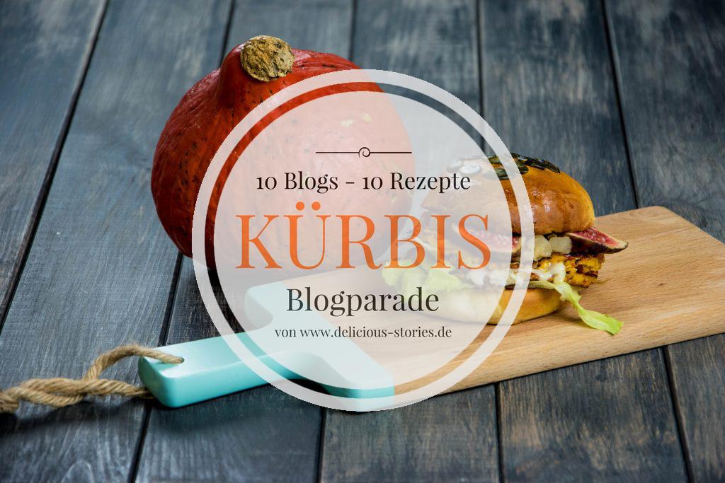 kuerbis burger blogparade 1 - Kürbisburger vegetarisch