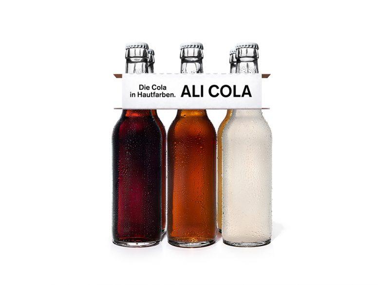 ALI COLA  Die Cola in Hautfarben 6pack 776x586 - Eine Cola gegen Rassismus