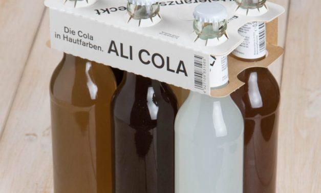 Eine Cola gegen Rassismus