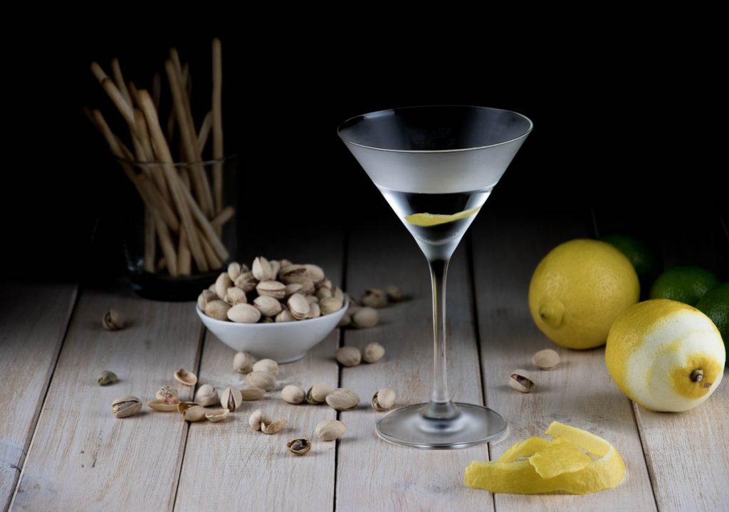 Martini geschütteltnichtgerührt