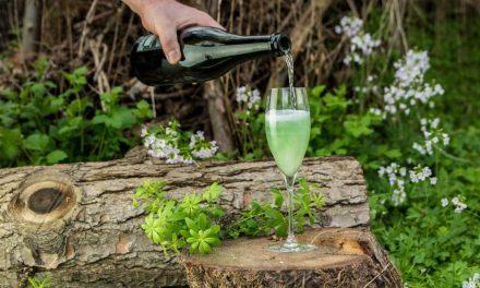 Waldmeister und Gin – jetzt wird's grün!