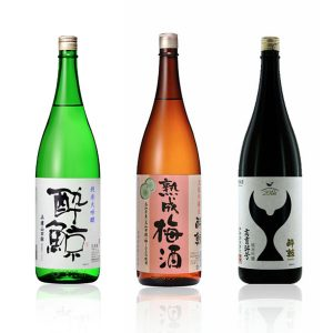 Junmai sake2 1 300x300 - Gin loves Japan - Gin Cocktails mit Sake