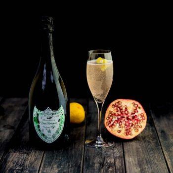 French 75 – klassischer Gin Cocktail
