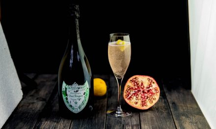 French 75 – klassischer Gin Cocktail