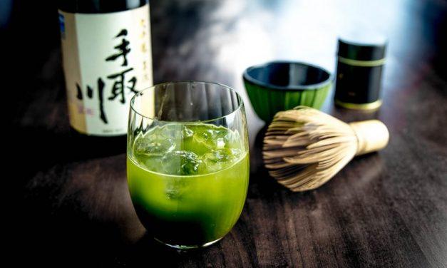 Gin Cocktails mit Sake