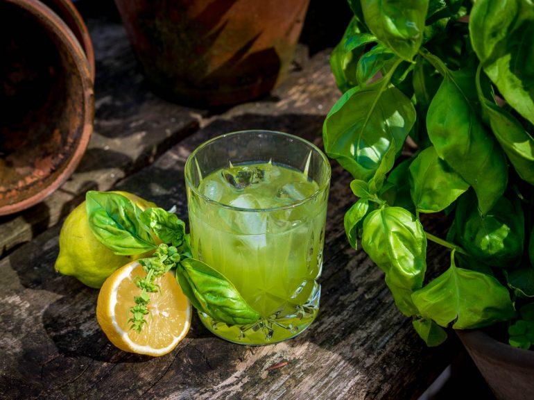 basil smash 770x576 - Gin Basil Smash – moderner Gin Klassiker mit Pfeffernote