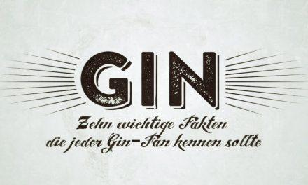 10 wichtige Fakten, die jeder Gin-Fan kennen sollte