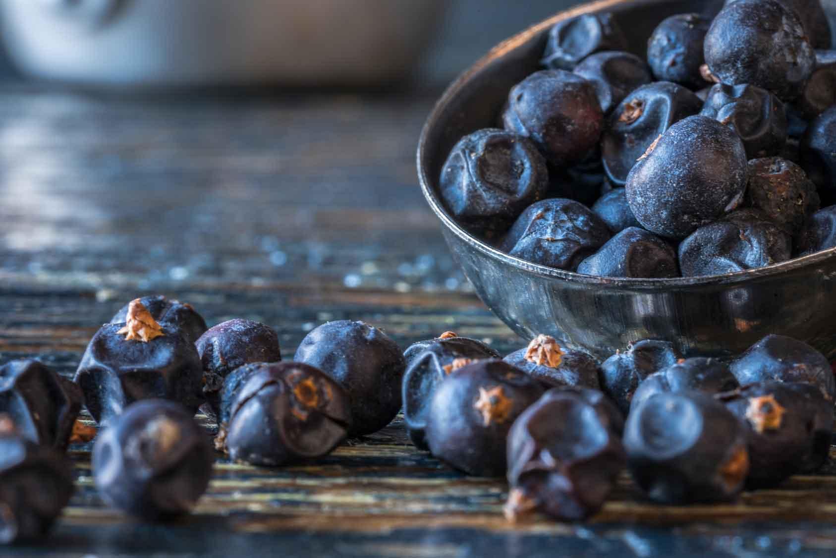 wachholder - Gin deine Botanicals – Je mehr desto besser?