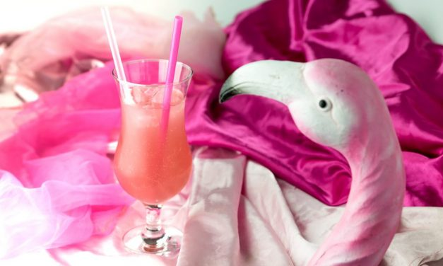 Pink Flamingo Floyd  – trendiger Gin Cocktail, nicht nur für Mädchen