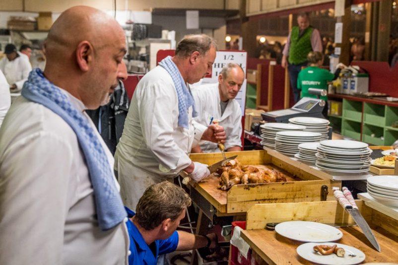 burgis wiesn 10 802x534 - Oktoberfest - Hinter den Kulissen mit Burgis