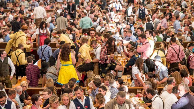 burgis wiesn 3 802x451 - Oktoberfest - Hinter den Kulissen mit Burgis
