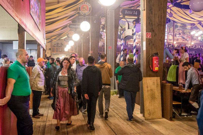 burgis wiesn 5 802x534 - Oktoberfest - Hinter den Kulissen mit Burgis