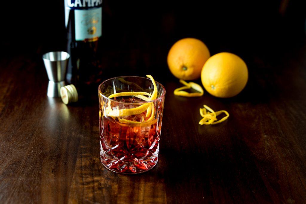 Negroni betont die Kombinationsfähigkeit von Gin