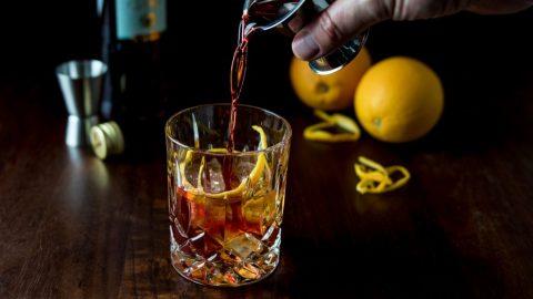 Negroni – klassischer Gin-Cocktail mit süß-bitterem Flair