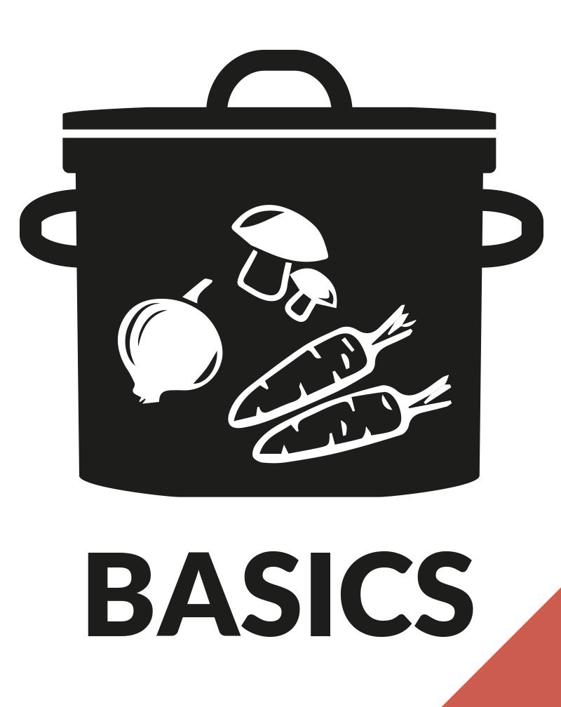 basics banner - Klassische Blogansicht