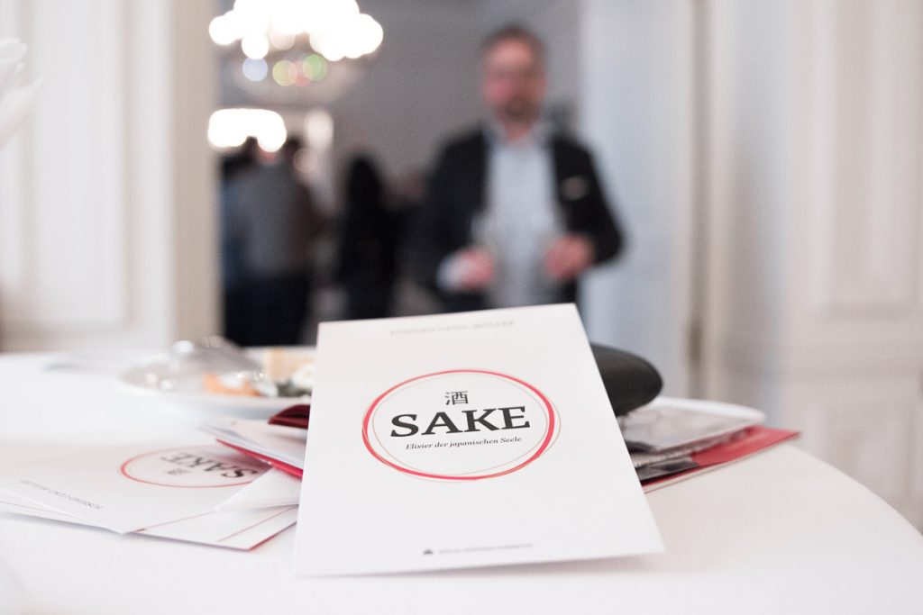 berlin sake 18 - Sake Pairing in der japanischen Botschaft in Berlin