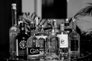 gin tasting 2018 3 354x236 - Bavarian Gin Tasting
