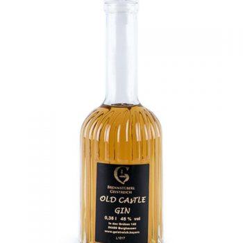 gin bayern 0000 Geistreich old catle 350x350 - Die CAMY-GIN-Skala