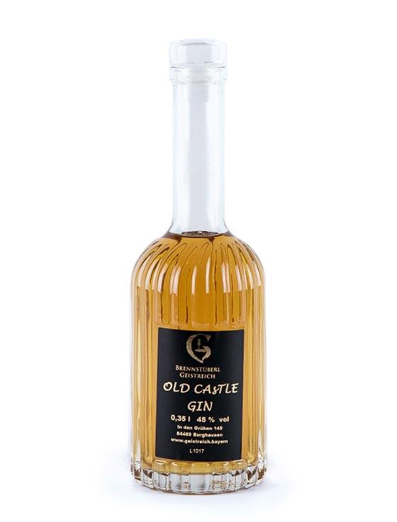 gin bayern 0000 Geistreich old catle - Brennstüberl Geistreich OLD CASTLE GIN