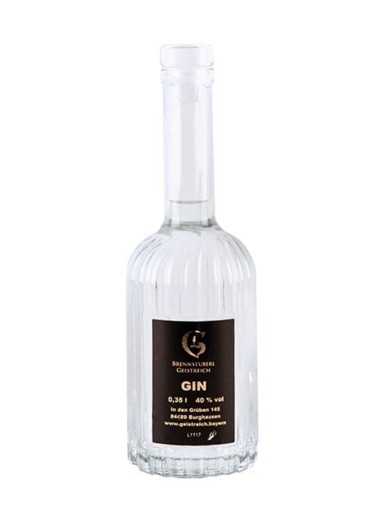 gin bayern 0001 Geistreichb - Brennstüberl Geistreich GIN