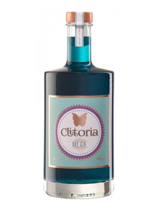 gin bayern 0005 Clitoria Gin - Clitoria Dry Gin